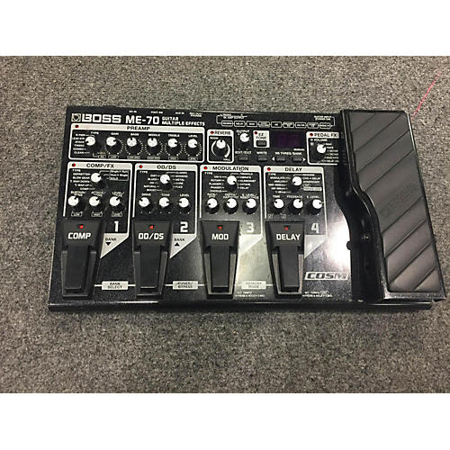 Boss ME70 Guitar Multi Effect Processor-thumbnail