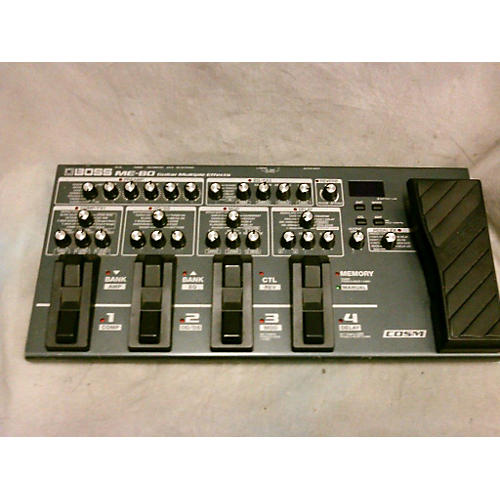 Boss ME80 Guitar Multi Effect Processor