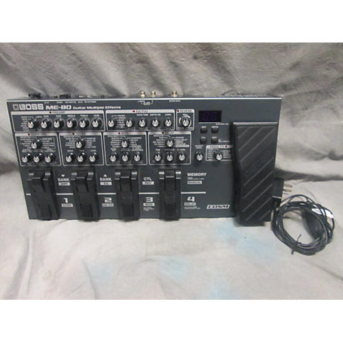 Boss ME80 Guitar Multi Effect Processor-thumbnail