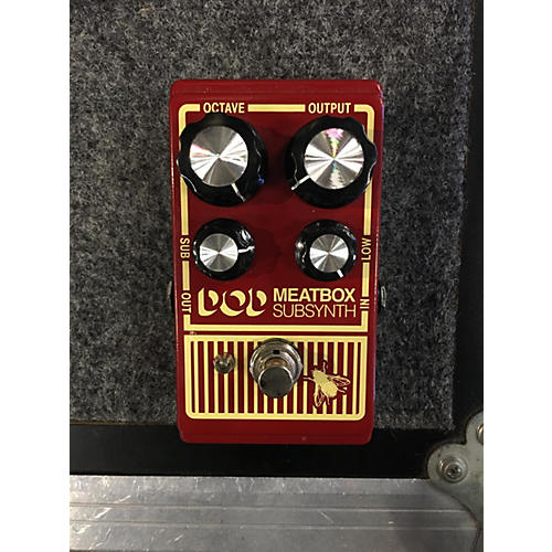 DOD MEATBOX SUBSYTH Effect Pedal-thumbnail