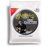 Martin MEC12 Clapton's Choice Phosphor Bronze Light Acoustic Guitar Strings