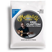 Martin MEC13 Clapton's Choice Phosphor Bronze Medium Acoustic Guitar Strings
