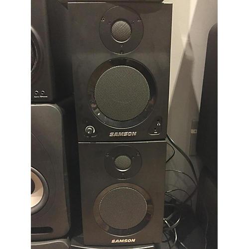 Samson MEDIAONE BT4 (PAIR) Powered Monitor-thumbnail