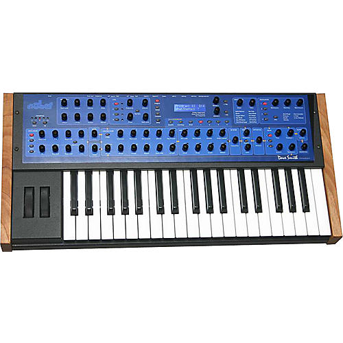 Dave Smith Instruments MEK Evolver Keyboard Single Voice Synthesizer-thumbnail