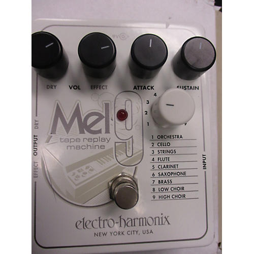 Electro-Harmonix MEL-9 Effect Pedal