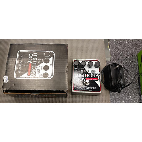 In Store Used MEMORY BOY Effect Pedal