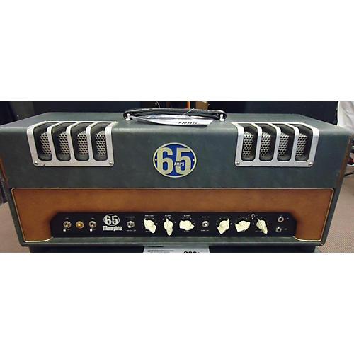 65amps MEMPHIS 22W BLUE LABLE Tube Guitar Amp Head-thumbnail