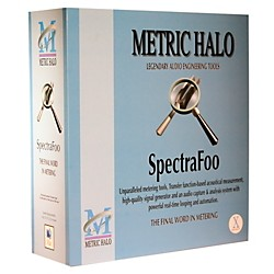 METRIC HALO SpectraFoo Complete OSX Standalone Software Download