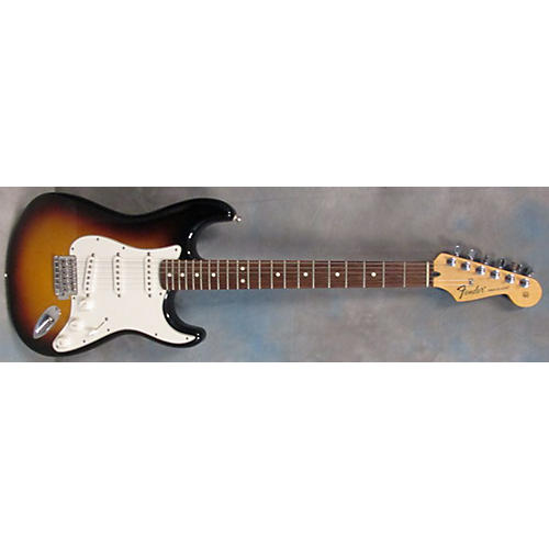 Fender MEXICAN SSS STRATOCASTER Solid Body Electric Guitar
