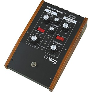 Moog MF-103 moogerfooger 6/12 Stage Phaser by Moog