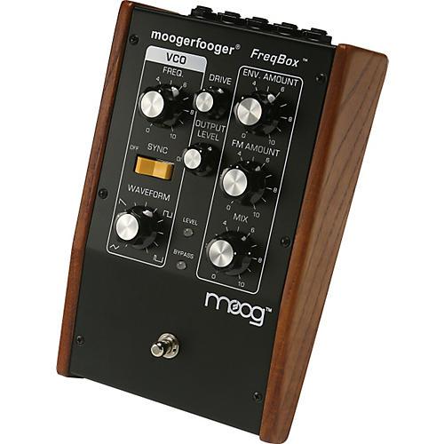 Moog MF-107 moogerfooger FreqBox Effects Pedal-thumbnail