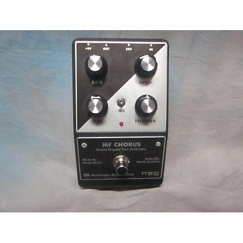 Moog MF Chrous Effect Pedal-thumbnail