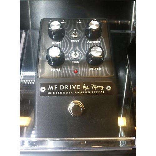 MOOGERFOOGER MF-Drive Effect Pedal-thumbnail