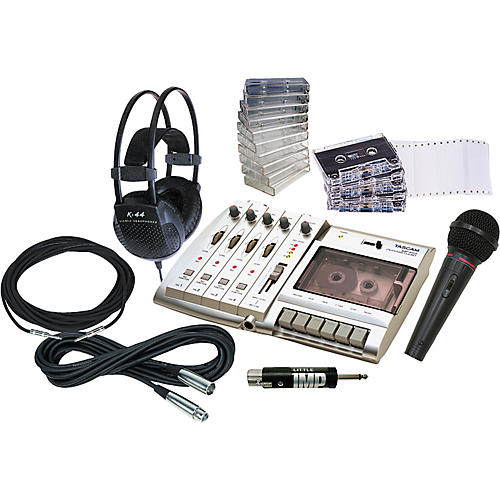 Tascam MF-P01 Recording Package