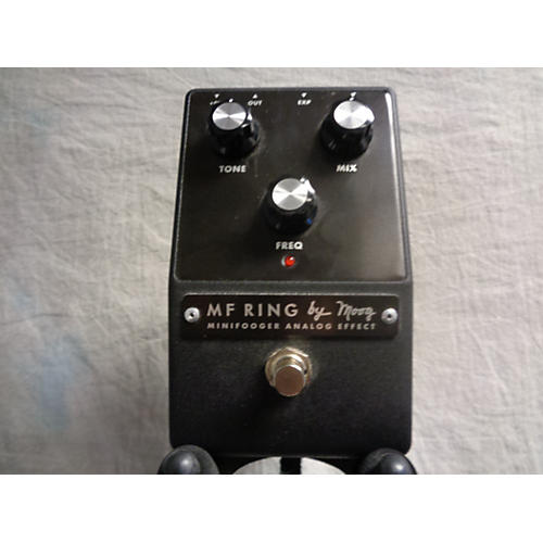 Moog MF Ring MiniFooger Ring Modulator Effect Pedal