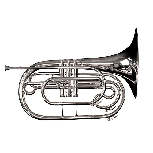 Adams MF1 Series Marching Bb French Horn MF1 Lacquer