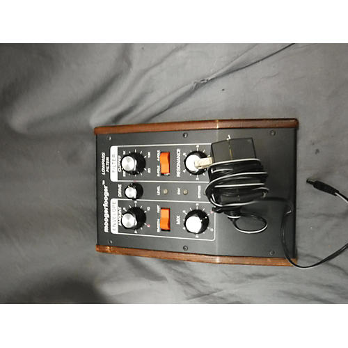 Moog MF101 LOWPASS Effect Pedal-thumbnail