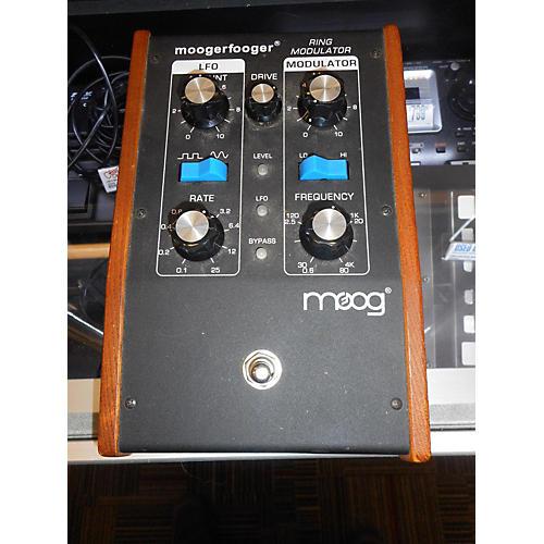 used moog mf102 moogerfooger ring modulator effect pedal guitar center. Black Bedroom Furniture Sets. Home Design Ideas