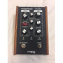 Moog MF108M Moogerfooger Cluster Flux Flanger Effect Pedal
