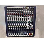 Soundcraft MFX 8/2 Unpowered Mixer