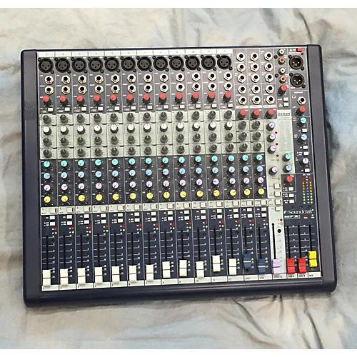 Soundcraft MFX12 Unpowered Mixer
