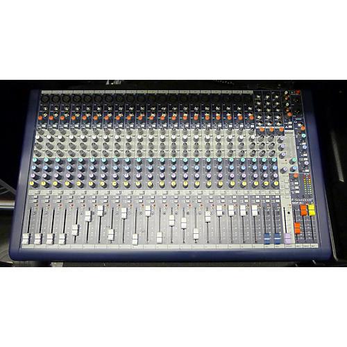 Soundcraft MFXI20 Unpowered Mixer