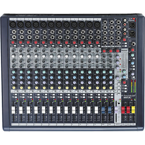 Soundcraft MFXi 12 Mixer
