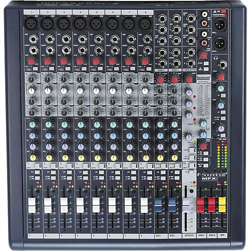 Soundcraft MFXi 8 Mixer