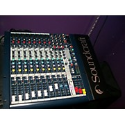 Soundcraft MFXi8 Unpowered Mixer