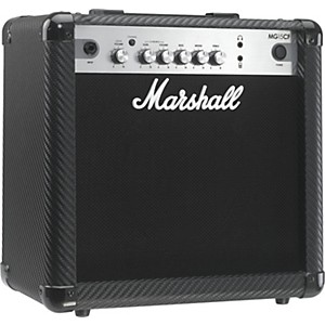 Marshall MG Series MG15CF 15 Watt 1x8 Guitar Combo Amp