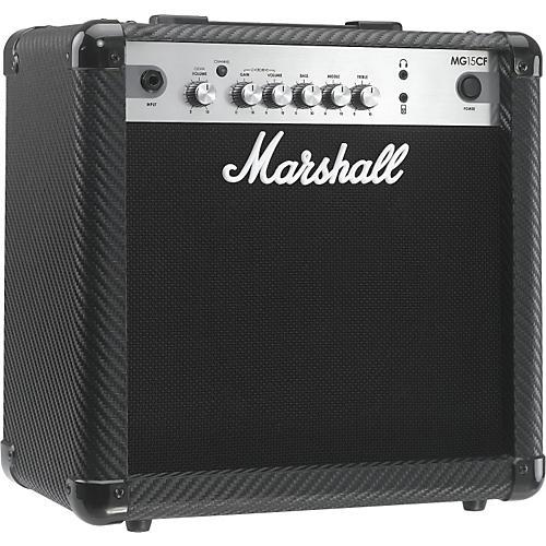 Marshall MG Series MG15CF 15W 1x8 Guitar Combo Amp-thumbnail