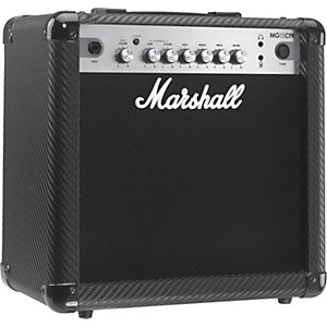Marshall MG Series MG15CFR 15 Watt 1x8 Guitar Combo Amp