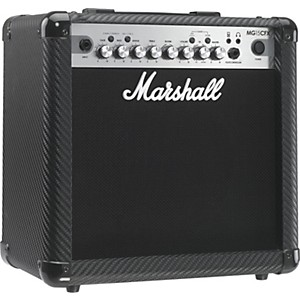 Marshall MG Series MG15CFX 15 Watt 1x8 Guitar Combo Amp