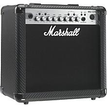 Marshall MG Series MG15CFX 15W 1x8 Guitar Combo Amp Level 1 Carbon Fiber