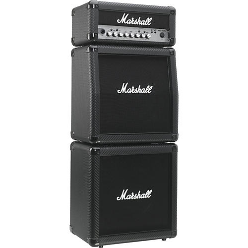 Marshall MG Series MG15CFXMS 15W Guitar Mini Stack-thumbnail