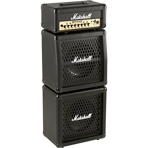 Marshall MG Series MG15FXMSDM Dave Mustaine Megastack Amp Head And Cabinet