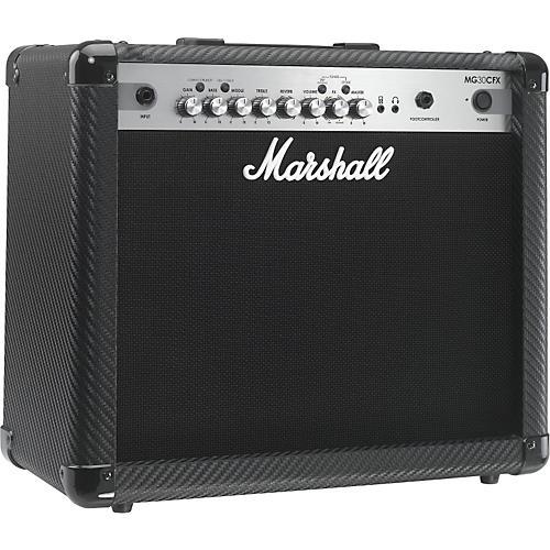 Marshall MG Series MG30CFX 30W 1x10 Guitar Combo Amp-thumbnail