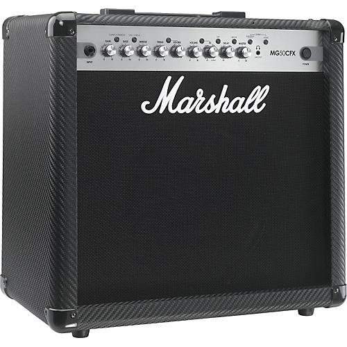 Marshall MG Series MG50CFX 50W 1x12 Guitar Combo Amp-thumbnail