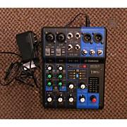 Yamaha MG06X Powered Mixer