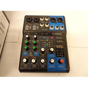 Pre-owned Yamaha MG06X Powered Mixer by Yamaha
