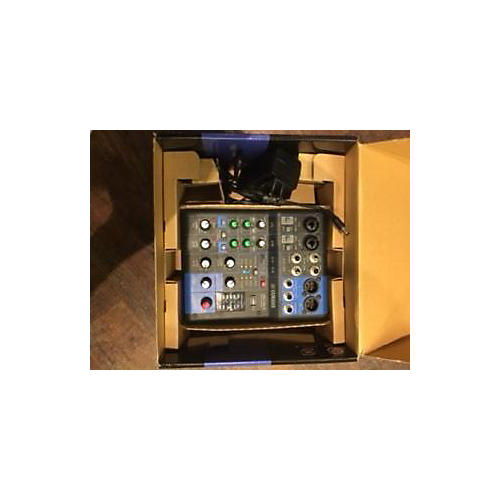Yamaha MG06XU Unpowered Mixer
