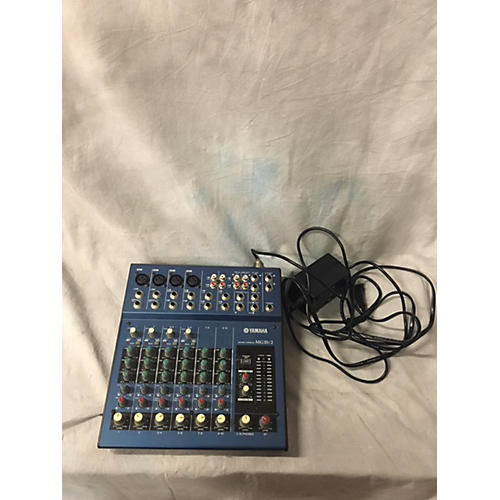 Yamaha MG10/2 Unpowered Mixer