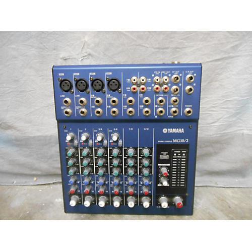 Yamaha MG10/2 Unpowered Mixer
