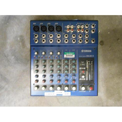 Yamaha MG10/2 Unpowered Mixer-thumbnail