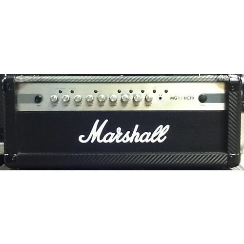 Marshall MG100CFX Solid State Guitar Amp Head-thumbnail