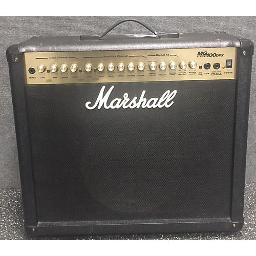 Marshall MG100D FX Guitar Combo Amp