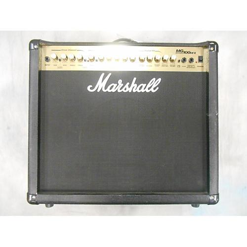 Marshall MG100DFX 100W 1X12 Guitar Combo Amp