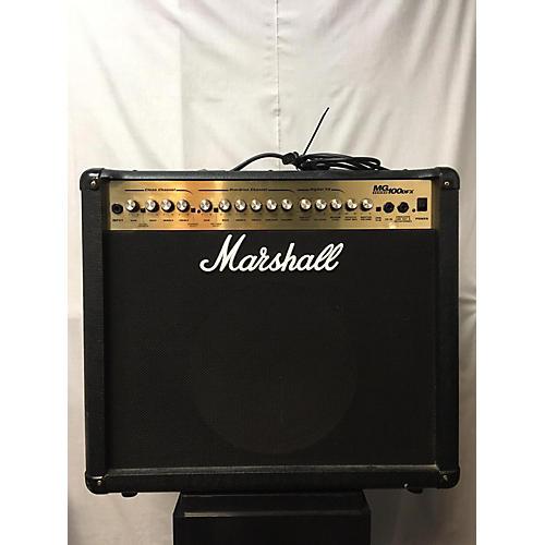 Marshall MG100DFX 100W Guitar Combo Amp-thumbnail
