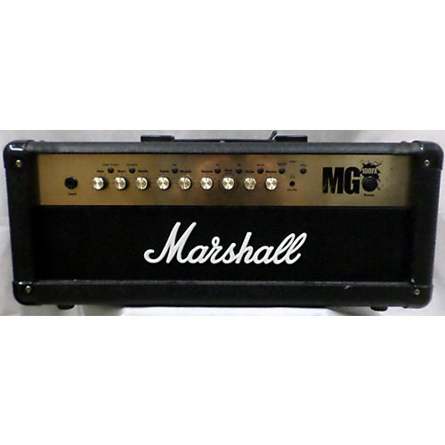 used marshall mg100fx 100w 2x12 guitar combo amp guitar center. Black Bedroom Furniture Sets. Home Design Ideas