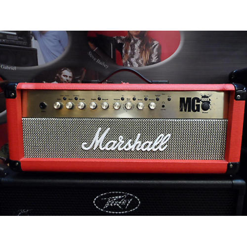 Marshall MG100FX 100W Solid State Guitar Amp Head